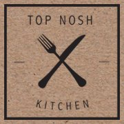 Top Nosh Catering Logo